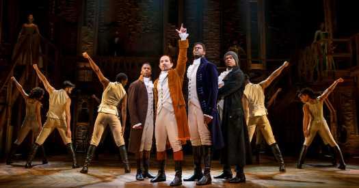 'Hamilton' Cancels Atlanta Performance Over Covid Concerns