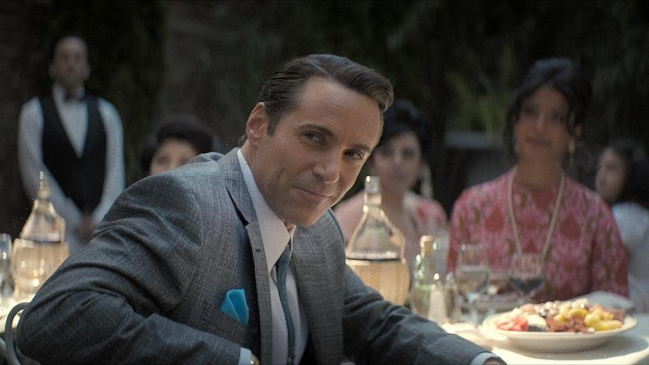 'The Many Saints of Newark' Role Surprised Alessandro Nivola