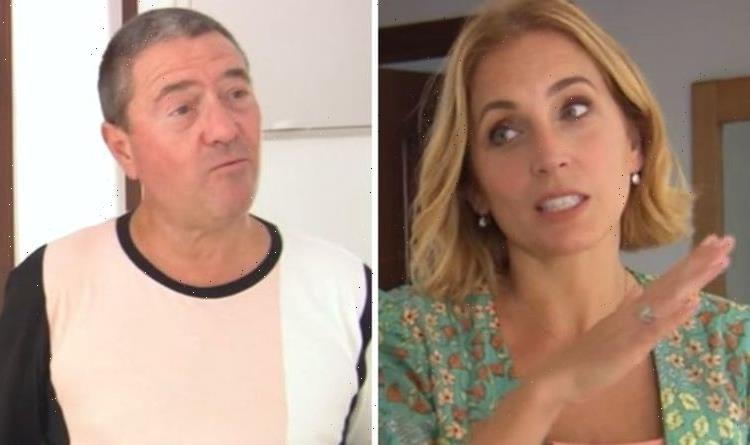 A Place in the Sun's Jasmine Harman gobsmacked as couple offer 50k off asking price