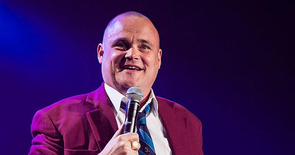 Al Murray wants to meet Meghan and Harry to see if they have sense of humour'