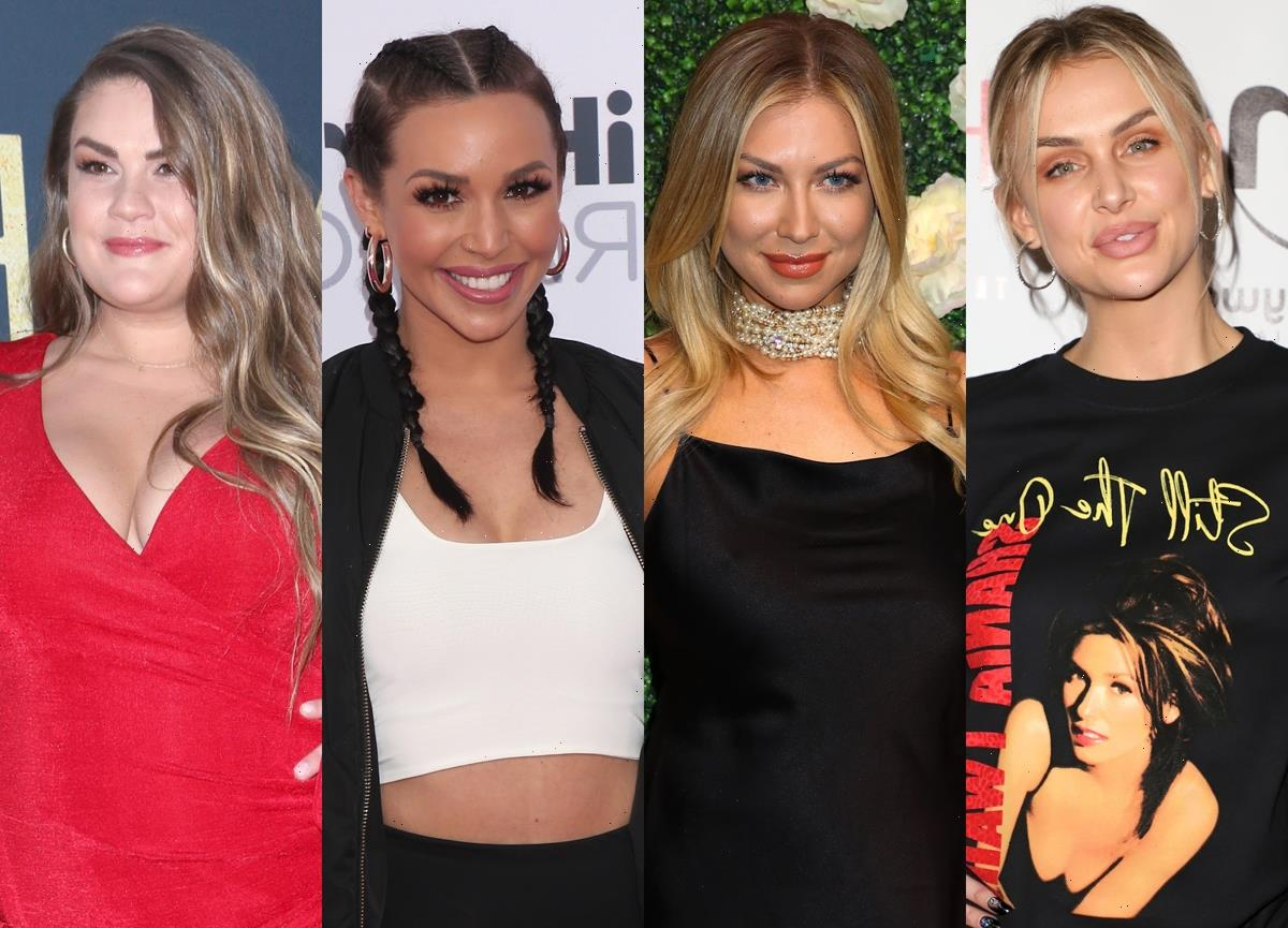 Awww! Vanderpump Rules' Lala Kent & More Reunite For The First Time With All Their Babies!