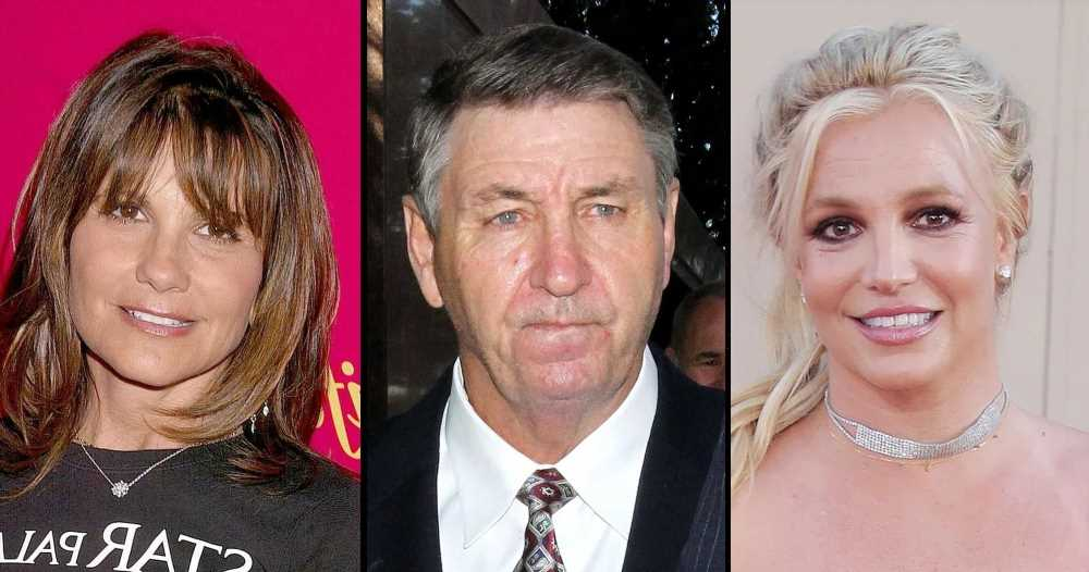 Britney Spears' Dad Jamie on Conservator Suspension: 'The Court Was Wrong'