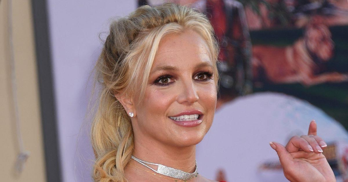 Britney Spears says Justin Timberlake gave her pep talk before Mick Jagger duet