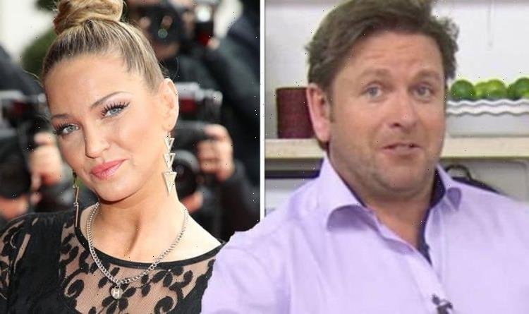 Can't wait to see you again Chef James Martin in poignant message to pal Sarah Harding