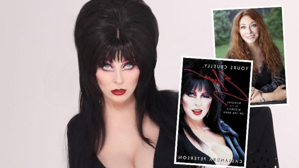 Cassandra Peterson — AKA Elvira — Reveals 19-Year Relationship With A Woman In New Memoir