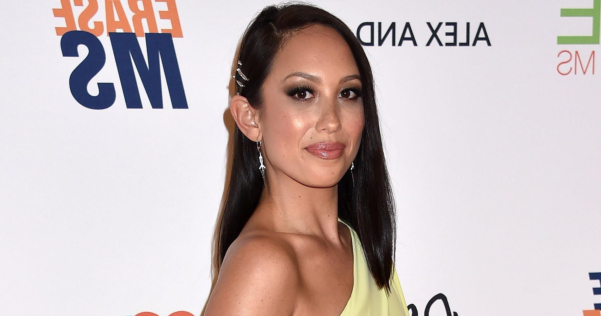 Cheryl Burke Is 'Nervous' to Compete on 'Dancing With the Stars' Sober