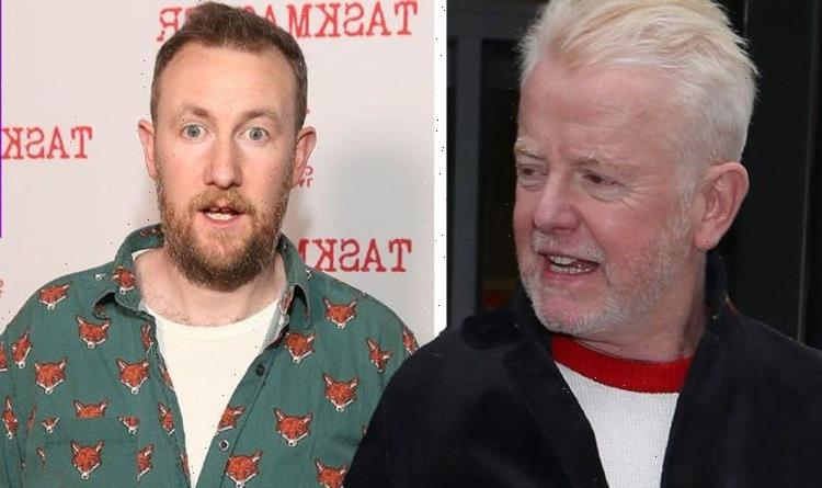 Chris Evans reprimands Alex Horne for below the belt talk – What is wrong with you!