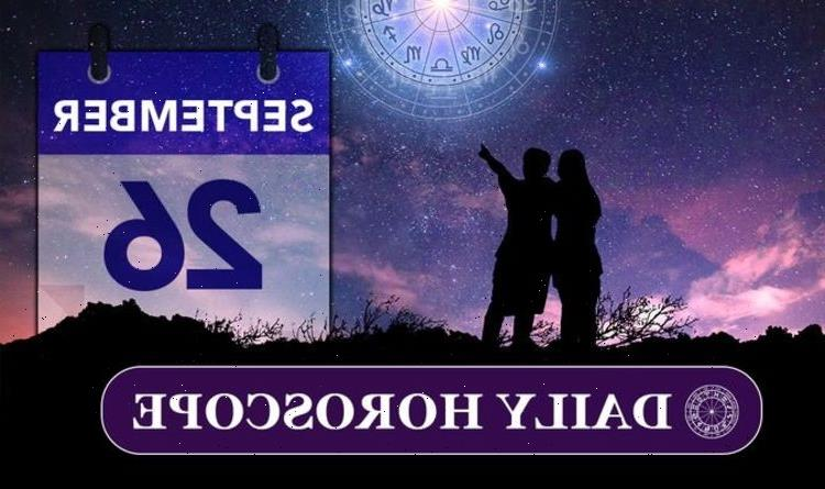 Daily horoscope for September 26: Your star sign reading, astrology and zodiac forecast