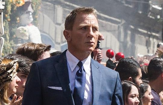 Daniel Craig is 'naked throughout almost the whole movie' in his last stint as James Bond