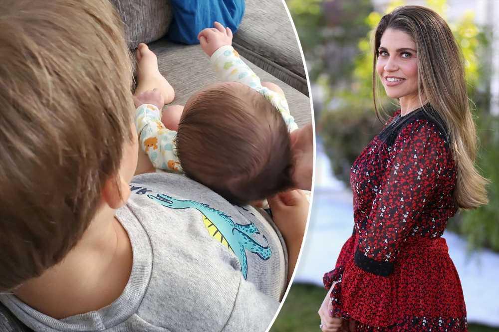 Danielle Fishel gives birth to baby No. 2 with husband Jensen Karp