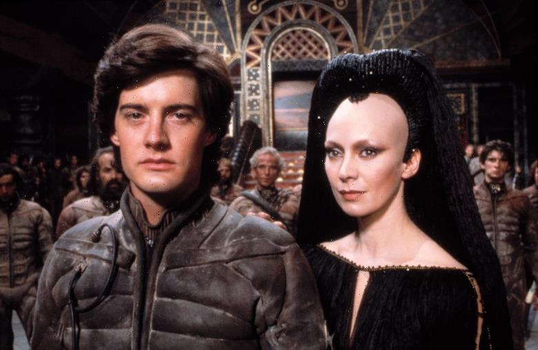 David Lynchs Dune Actress Knew Film Was in Big Trouble After Hearing First Lines of Dialogue