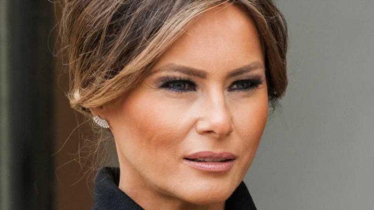 Did Melania Trump Almost Miss Donalds 2020 Election Night Speech?