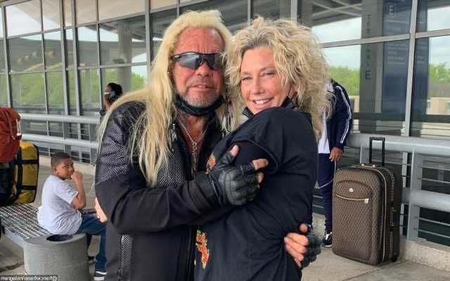 Dog the Bounty Hunter and Francie Frane Officially Married After Vowing to Honor Late Spouses in Vow
