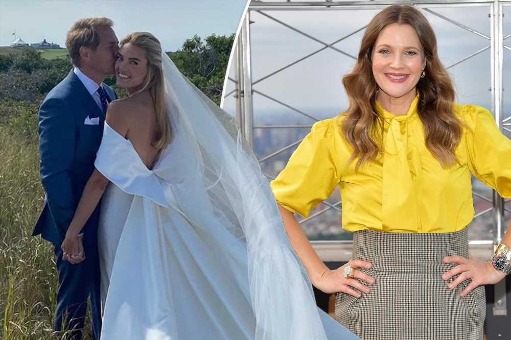 Drew Barrymore: I worship my ex-husband Will Kopelmans new wife