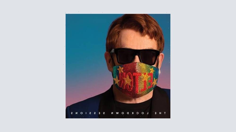 Elton John Unveils 'Lockdown Sessions' Collaborations Album, With Dua Lipa, Stevie Wonder, Lil Nas X, Nicki Minaj, More