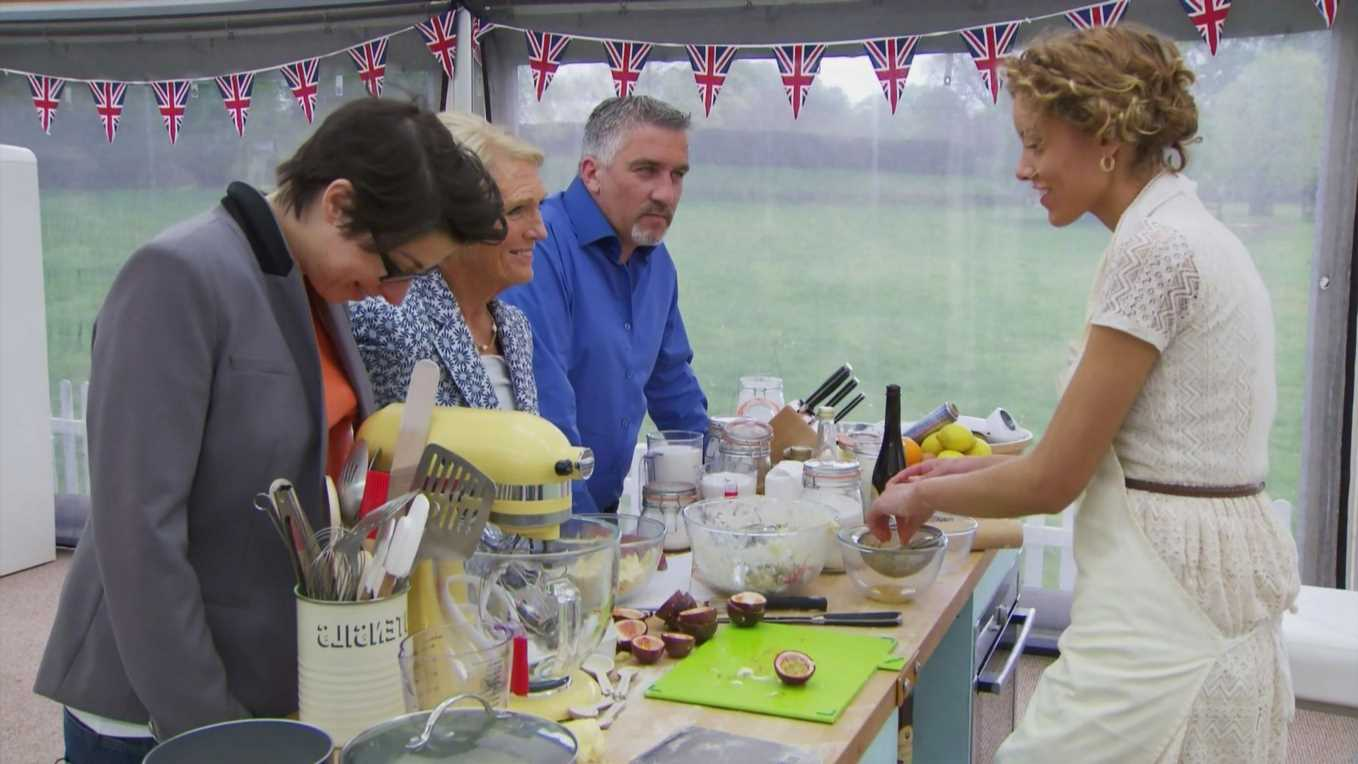 Ex Bake Off star slams the show and says the theme tune 'makes them feel sick' and they can't watch it