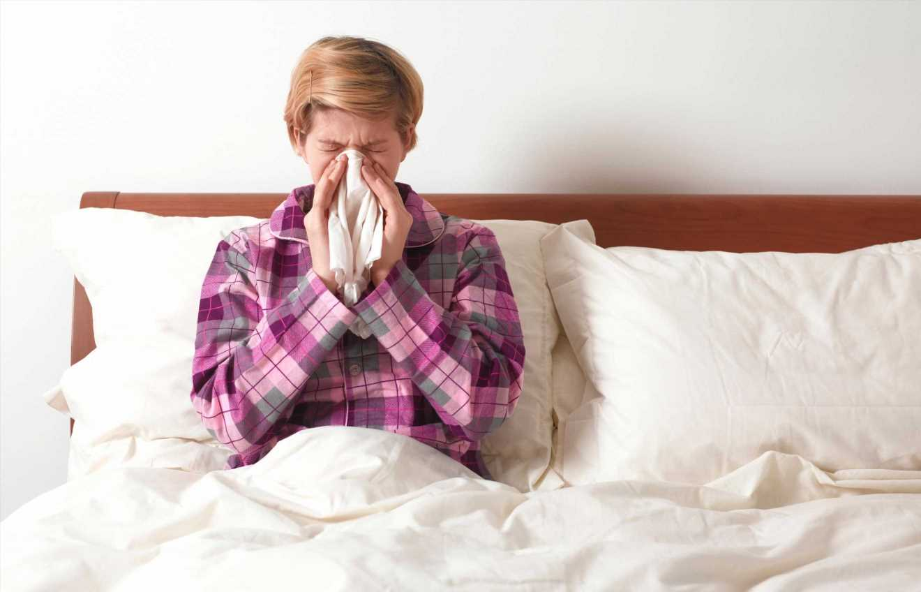 From kissing to knitting – 6 ways to beat winter colds and boost your immune system