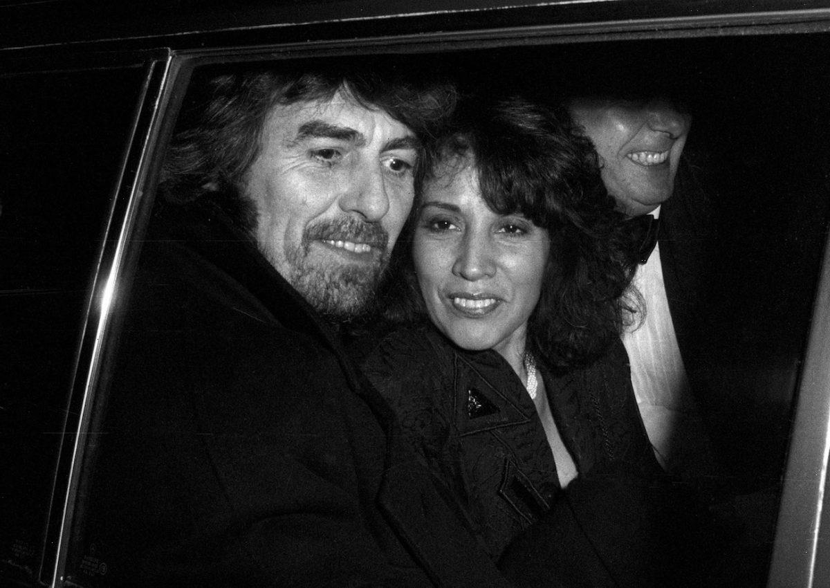 George Harrison's Wife Olivia Says He Didn't Expect to Be Remembered