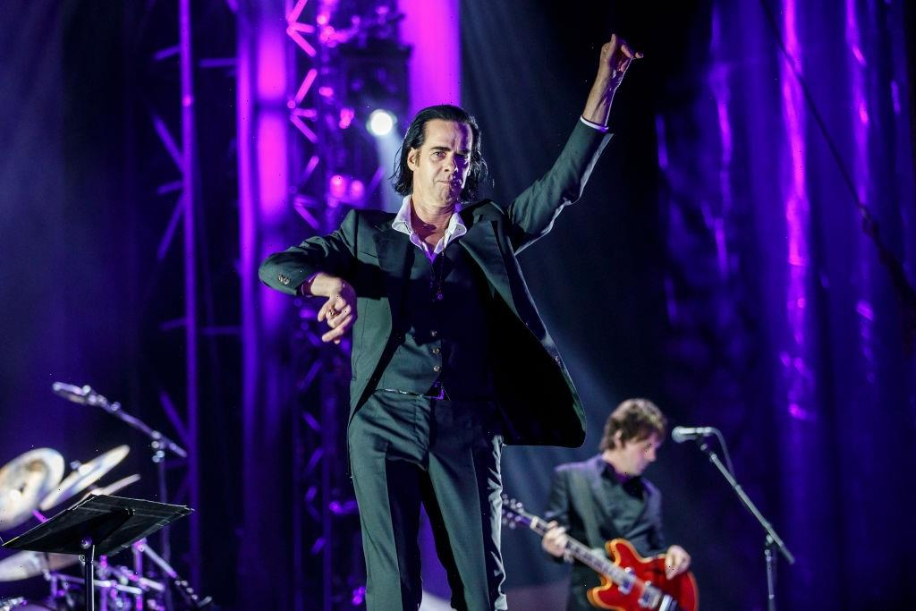 Hear Nick Cave's New Spoken Word Track 'Shyness'