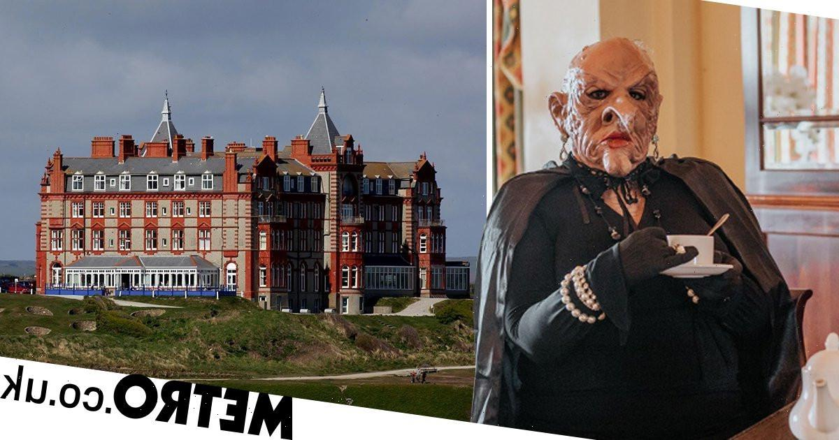 Hotel that featured in Roald Dahl's The Witches wants to employ full-time witch