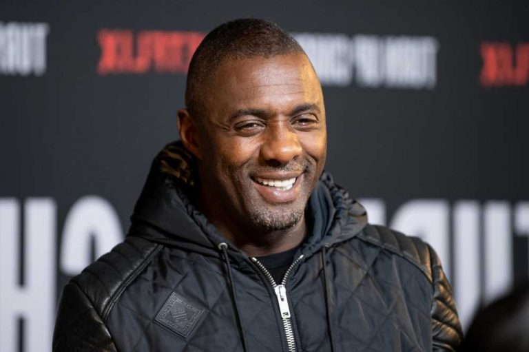 Idris Elba Made 1 'The Suicide Squad' Fashion Choice Himself