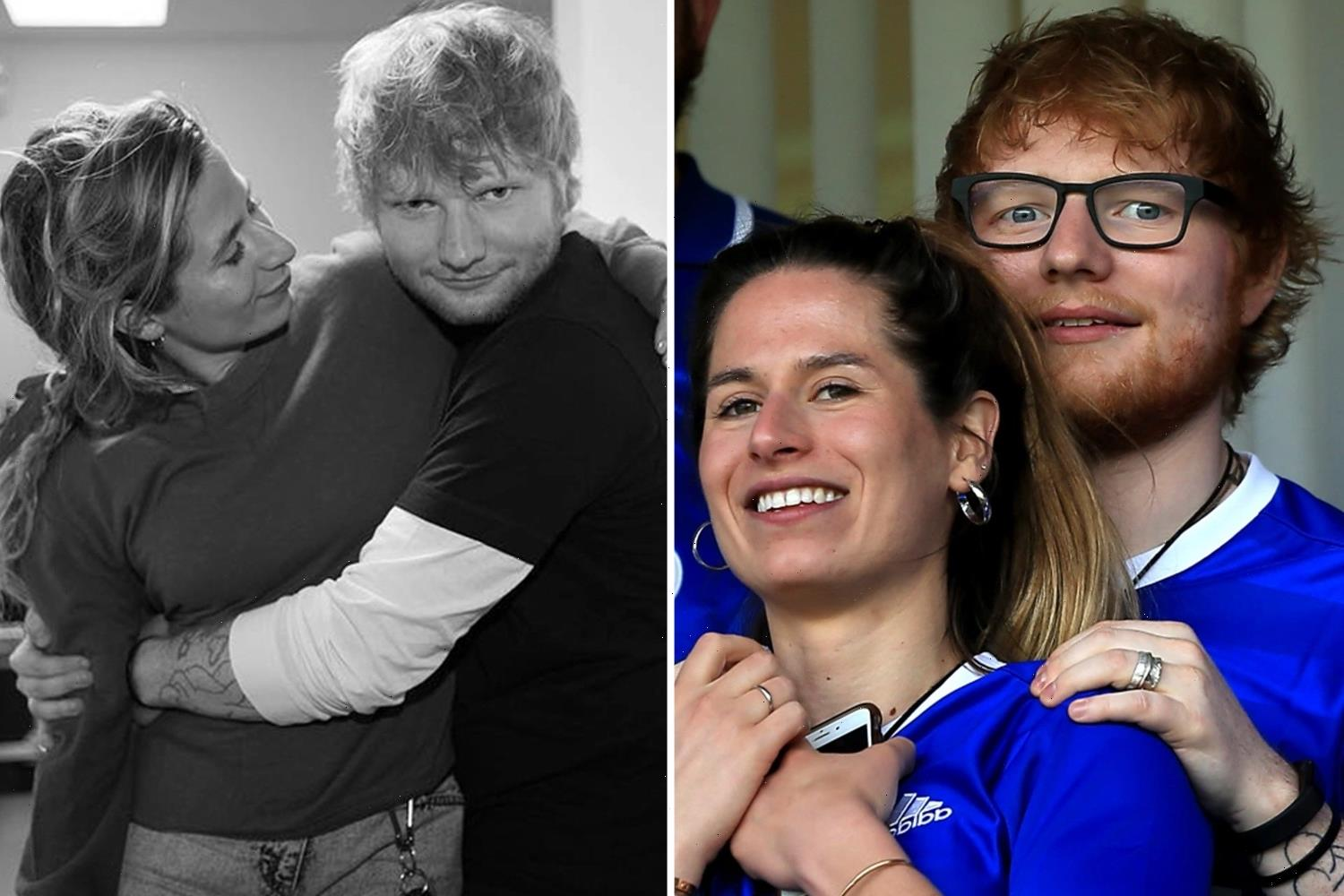 Inside Ed Sheeran's love story with childhood sweetheart Cherry Seaborn after falling for her when he was 11 years old