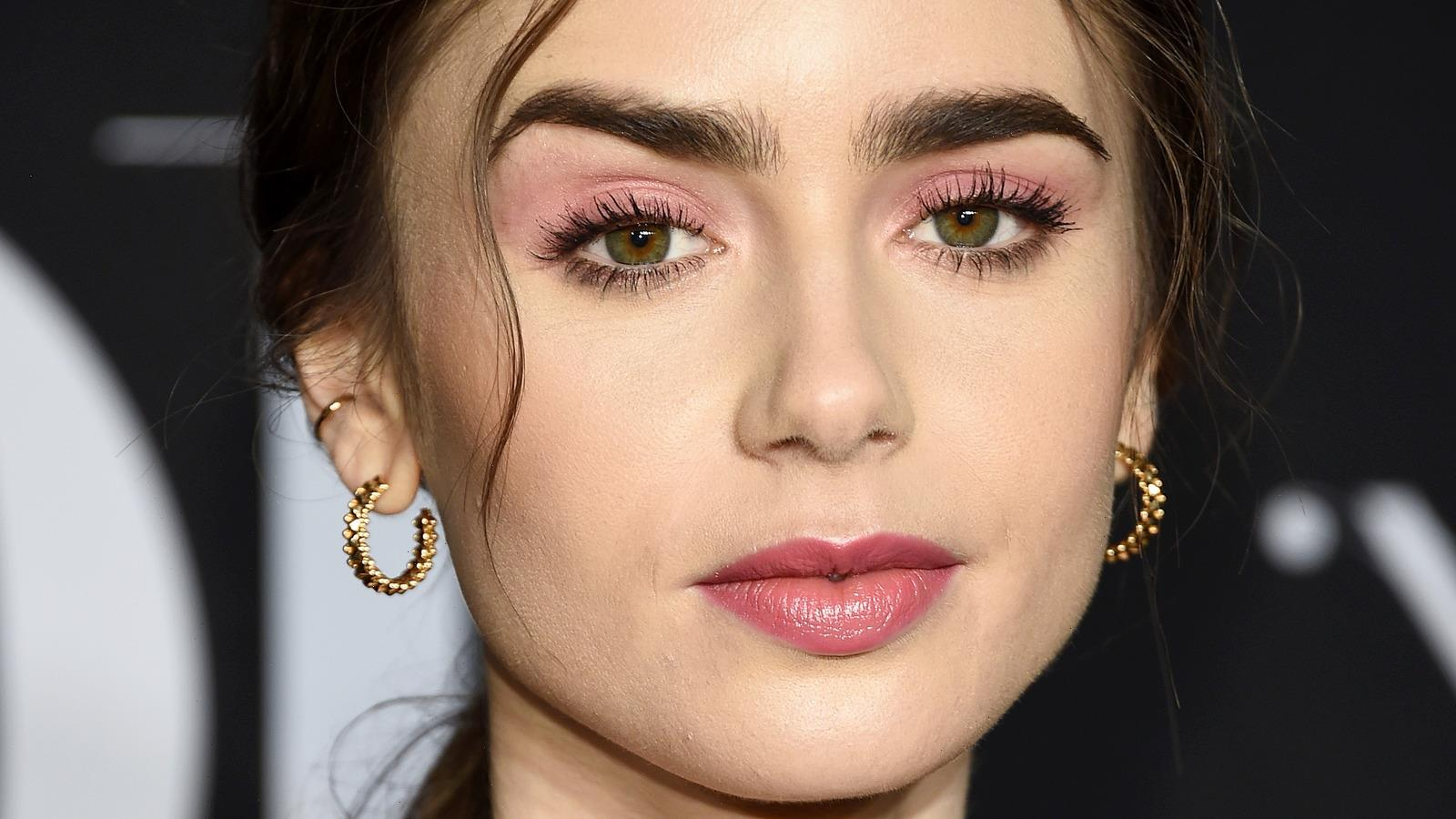 Inside Lily Collins Wedding To Charlie McDowell