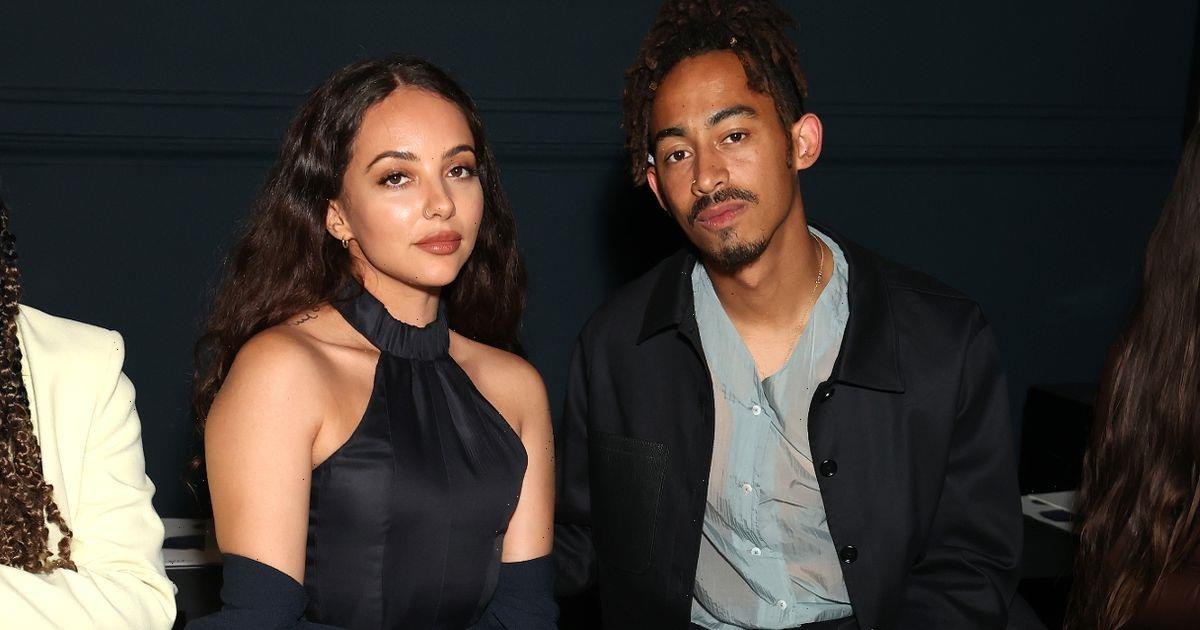 Jade Thirlwall matches outfits with Rizzle Kicks beau at London Fashion Week