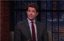John Mulaney Gives Seth Meyers First Interview After Rehab, Thanks Him for Intervention Involvement