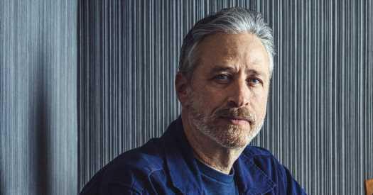 Jon Stewart Has a New Talk Show, but He Plans to do More Listening