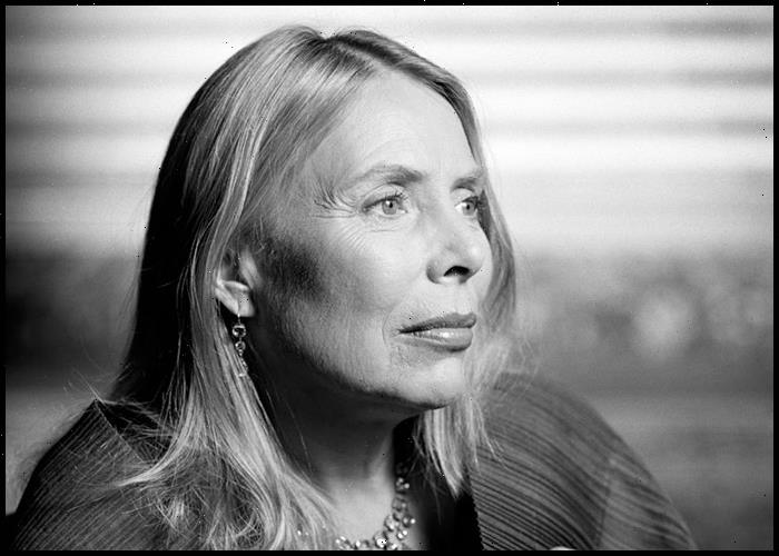 Joni Mitchell Signs Global Deal With Reservoir Media