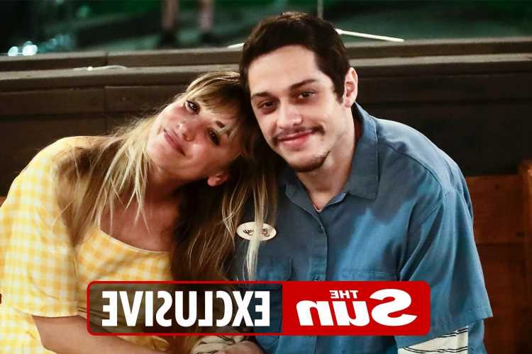 Kaley Cuoco 'growing closer' to Pete Davidson off screen after announcing marriage split with husband