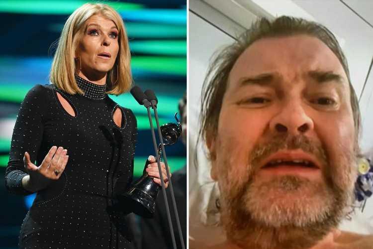 Kate Garraway wants to film follow up moving documentary on husband Derek's covid battle