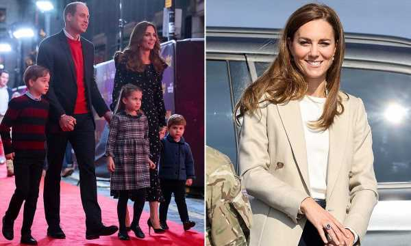 Kate Middleton reveals George, Charlotte and Louis shared interest with dad William