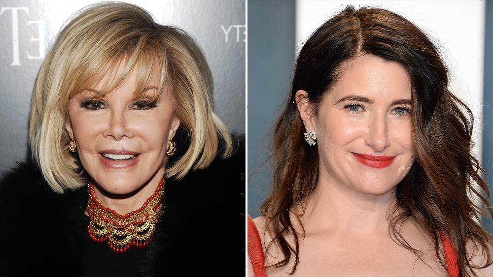 Kathryn Hahn To Star As Joan Rivers In The Comeback Girl Limited Series In Development At Showtime; Cosmo Carlson To Write