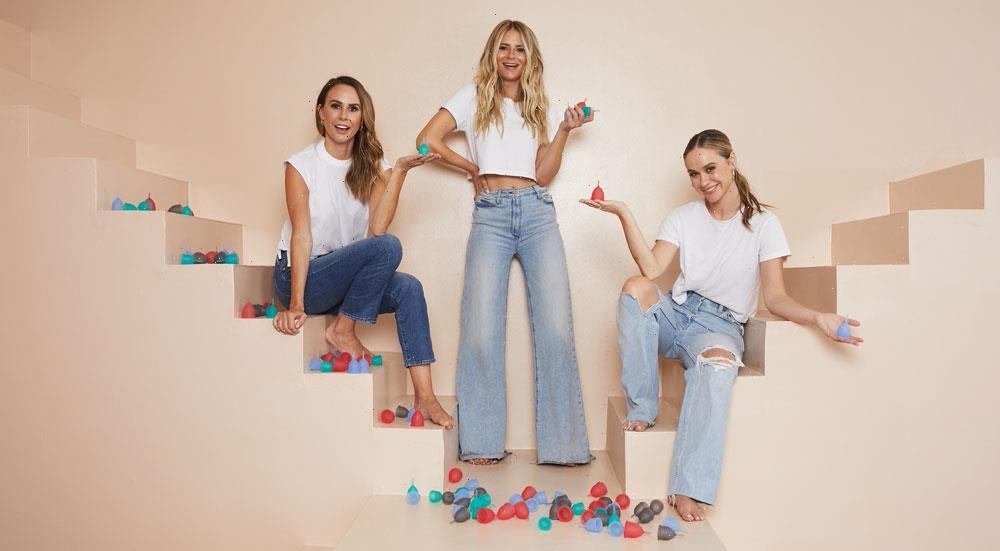 LadyGang Podcast Hosts Launch Charitable Initiative with Period Care Company Saalt