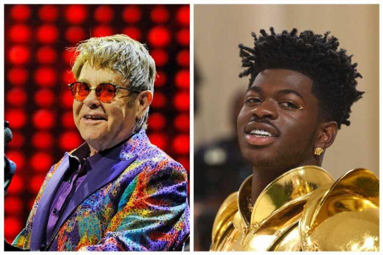 Lil Nas X, Elton John Team Up on 'One of Me' Ballad