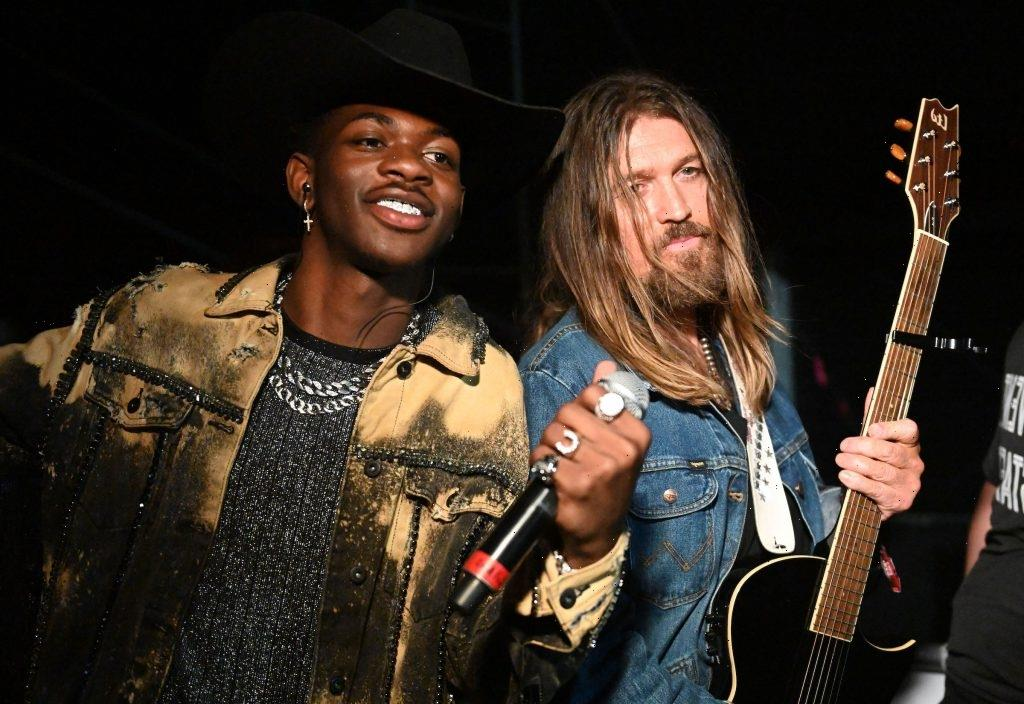 Lil Nas X Has a Special Connection to the Cyrus Family