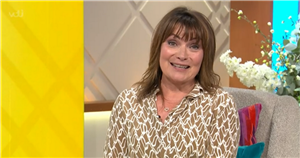 Lorraine has Ross King in hysterics as she dubs Harry and Meghan film hideous
