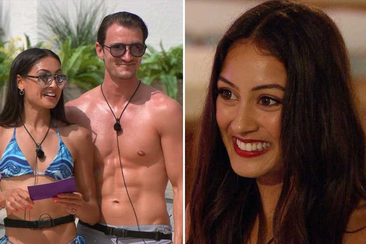 Love Island's Priya reveals she went on a secret date with co-star who she brutally rejected on the show