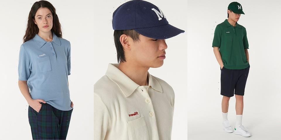 Manors Unveils Knitted Polos and Retro Inspired Wool Caps