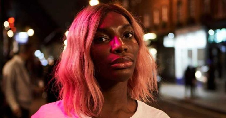 Michaela Coel talks imposter syndrome, Adele and creating last year's most important drama