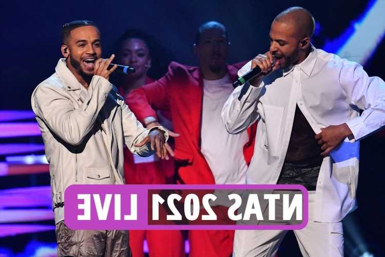 NTA Awards 2021 winners LATEST: JLS performance raises the roof as Ant & Dec and Holly Willoughby rule star-studded bash