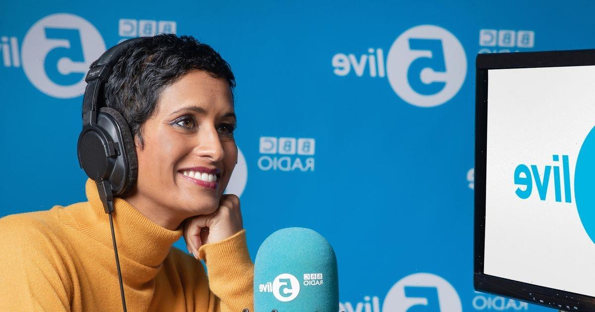 Naga Munchetty missing from BBC 5Live radio show as Clare McDonnell replaces her