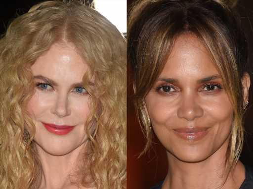 Nicole Kidman, Halle Berry, & More Stars Who Brought Old Hollywood Glamour to the Academy Museum Opening Gala