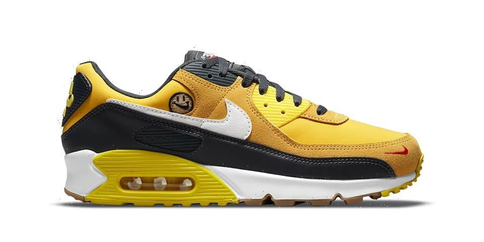 """Nike Readies the Air Max 90 for """"Go The Extra Smile"""" Collection"""