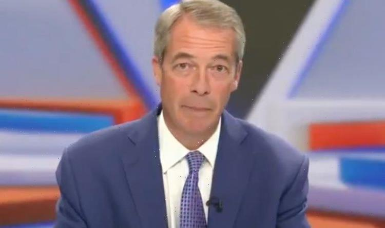 No one cares for a failed politician Nigel Farage in brutal clash with Joe Biden ally