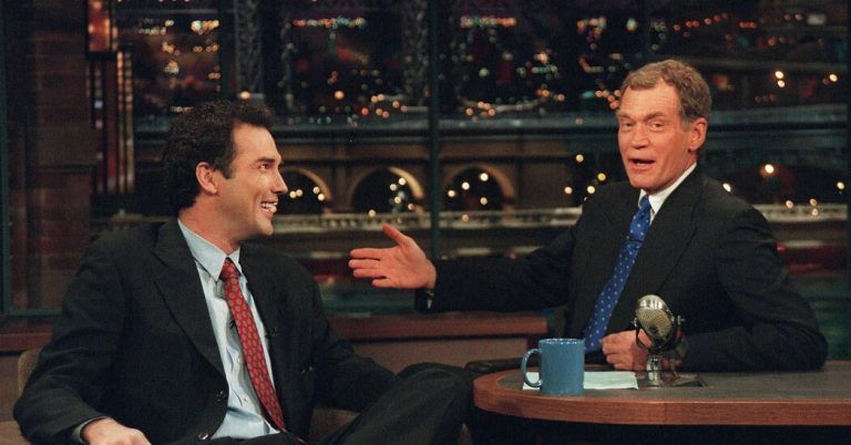 Norm Macdonald's Best Late-Night Moments
