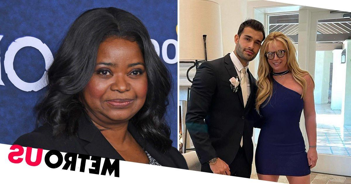 Octavia Spencer apologises to Britney Spears and Sam Asghari over prenup comment