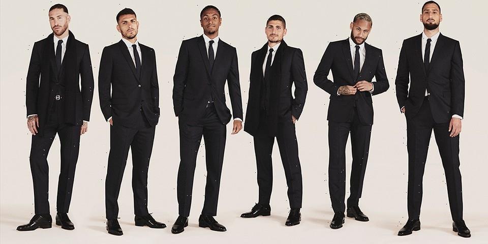 Paris Saint-Germain Partner With Dior to Create Players' Wardrobes